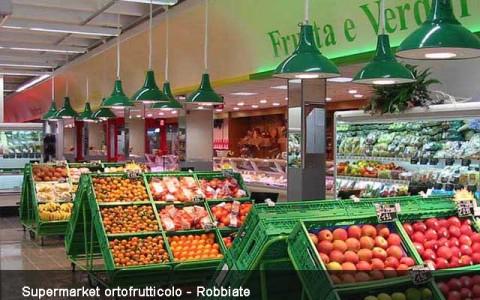 Supermarket Robbiate