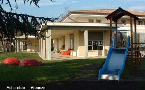 Impianto elettrico asilo nido Vicenza