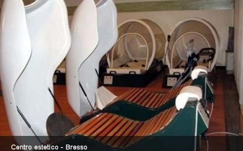 Progettazione impianto per Centro estetico Bresso