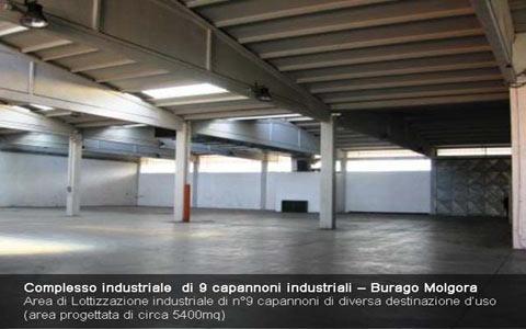 Progettazione impianto elettrico per complesso industriale